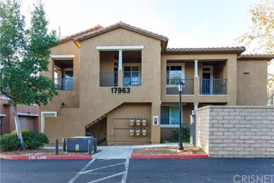 17961 Lost Canyon Road UNIT 55, Canyon Country, CA 91387 - MLS#: SR18009808