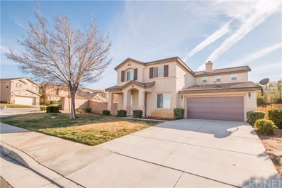 37201 Mimosa Way, Palmdale, CA 93551 - MLS#: SR18010133