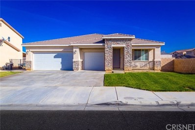 43738 Sondi Drive, Lancaster, CA 93536 - MLS#: SR18010529