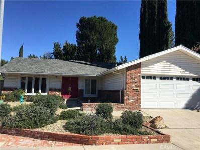 8424 Sedan Avenue, West Hills, CA 91304 - MLS#: SR18010577