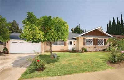 22325 Burton Street, Canoga Park, CA 91304 - MLS#: SR18010806