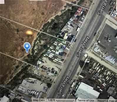 99999 Sierra Hwy, Canyon Country, CA 91351 - MLS#: SR18010836