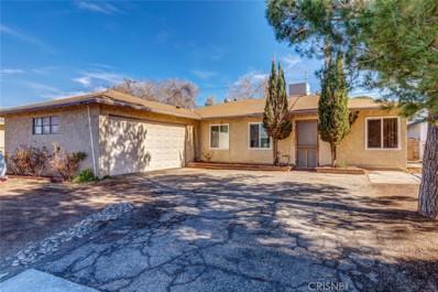 38638 Frontier Avenue, Palmdale, CA 93550 - MLS#: SR18010916