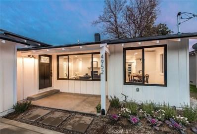 4952 Alcove Avenue, Valley Village, CA 91607 - MLS#: SR18010922