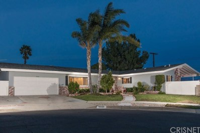 9458 Whitaker Avenue, Northridge, CA 91343 - MLS#: SR18011315
