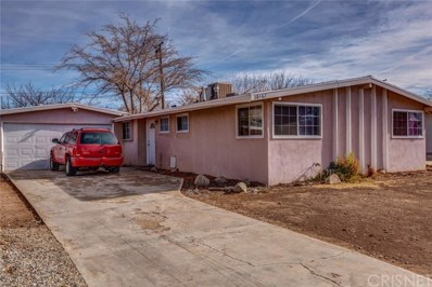 38462 32nd Street E, Palmdale, CA 93550 - MLS#: SR18011615