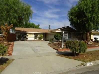 205 E Rancho Road, Corona, CA 92879 - MLS#: SR18012078