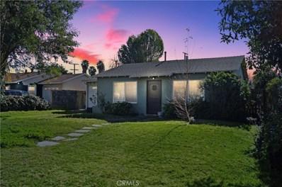 22030 Wyandotte Street, Canoga Park, CA 91303 - MLS#: SR18012139