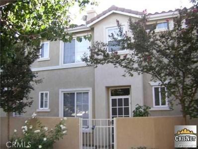 25531 Schubert Circle UNIT C, Stevenson Ranch, CA 91381 - MLS#: SR18012859