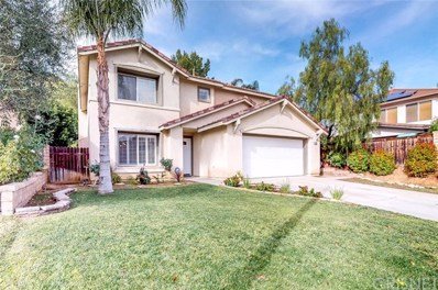32849 Ridge Top Lane, Castaic, CA 91384 - MLS#: SR18012987