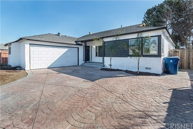 10750 Keswick Street, Sun Valley, CA 91352 - MLS#: SR18013454