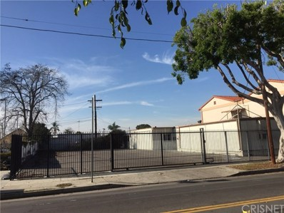 7111 Van Ness, Los Angeles, CA 90047 - MLS#: SR18013983