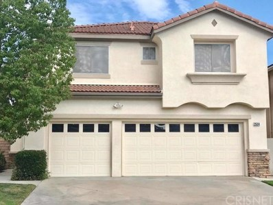 2534 Calla Lily Court, Simi Valley, CA 93063 - MLS#: SR18014277