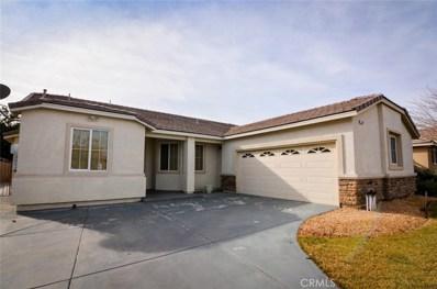 5840 Saint Laurent Drive, Palmdale, CA 93552 - MLS#: SR18014580