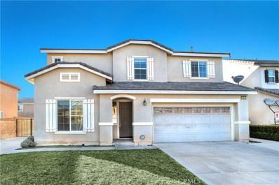 43893 Marbella Street, Lancaster, CA 93536 - MLS#: SR18014759