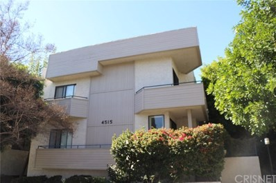 4515 Coldwater Canyon Avenue UNIT 1, Studio City, CA 91604 - MLS#: SR18014772