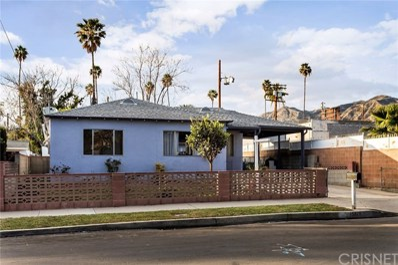 15625 La Mesa Street, Sylmar, CA 91342 - MLS#: SR18014992