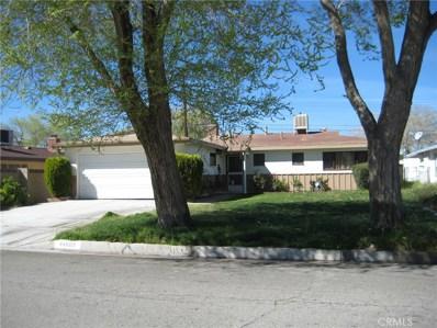 44609 Stanridge Avenue, Lancaster, CA 93535 - MLS#: SR18015001