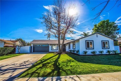 22858 Baltar Street, West Hills, CA 91304 - MLS#: SR18015470