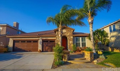 3701 Sungate Drive, Palmdale, CA 93551 - MLS#: SR18015656