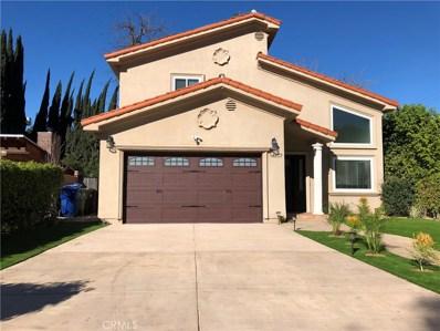14807 Hartsook Street, Sherman Oaks, CA 91403 - MLS#: SR18015931