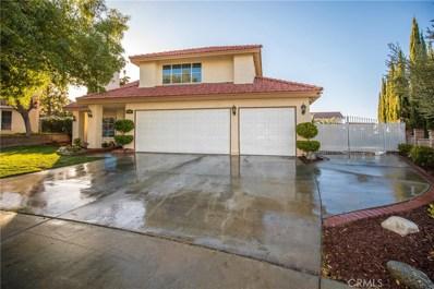 38507 Desert View Drive, Palmdale, CA 93551 - MLS#: SR18015951