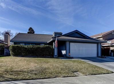 44045 31st Street W, Lancaster, CA 93536 - MLS#: SR18016001