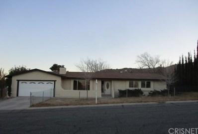 17840 Biglake Avenue, Palmdale, CA 93591 - MLS#: SR18016050
