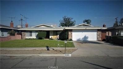 9587 Tangelo Avenue, Fontana, CA 92335 - MLS#: SR18016375