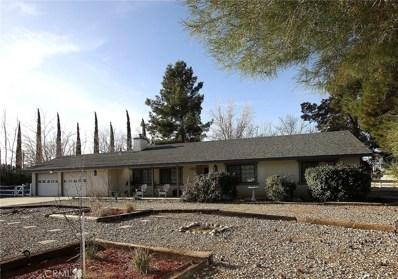 40555 11th Street W, Palmdale, CA 93551 - MLS#: SR18016866
