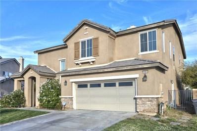44842 Ruthron Street, Lancaster, CA 93536 - MLS#: SR18017124