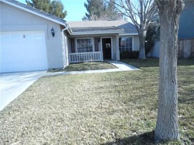 45536 Barrymore Avenue, Lancaster, CA 93534 - MLS#: SR18017447