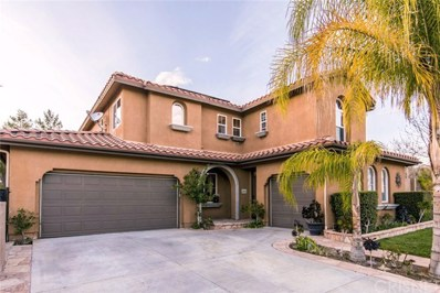 25335 Dove Lane, Stevenson Ranch, CA 91381 - MLS#: SR18017642