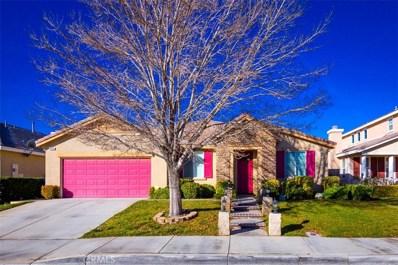40735 Brookhollow Court, Palmdale, CA 93551 - MLS#: SR18017679