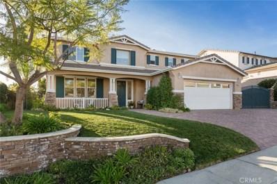 1147 Laurel Fig Drive, Simi Valley, CA 93065 - MLS#: SR18018078