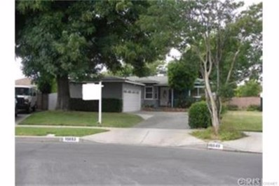 15853 Romar Street, North Hills, CA 91343 - MLS#: SR18018130