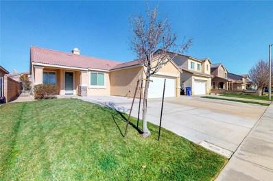 2507 E Nugent Street, Lancaster, CA 93535 - MLS#: SR18018534
