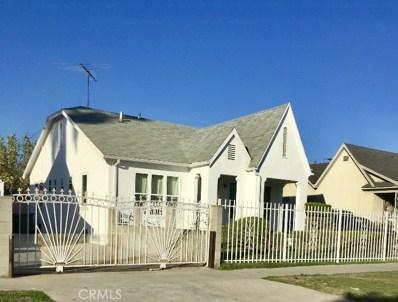 1811 W 35th Place, Los Angeles, CA 90018 - MLS#: SR18018759