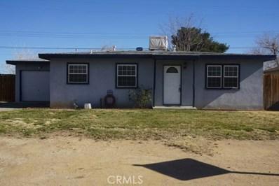 15296 Nadene Street, Mojave, CA 93501 - MLS#: SR18019168