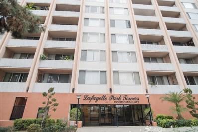 421 S La Fayette Park Place UNIT 503, Los Angeles, CA 90057 - MLS#: SR18019372
