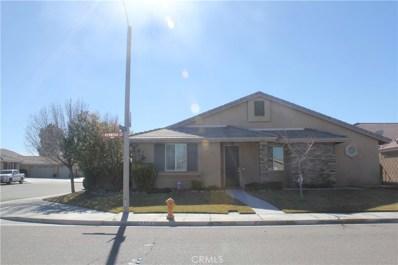 2804 Kenwood Court, Lancaster, CA 93536 - MLS#: SR18019421