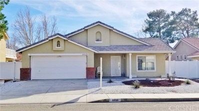 6030 W Avenue J3, Lancaster, CA 93536 - MLS#: SR18019498