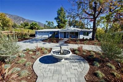 1572 N Altadena Drive, Pasadena, CA 91107 - MLS#: SR18019604