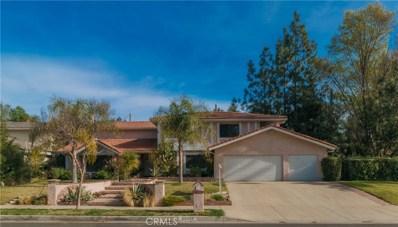 23455 Justice Street, West Hills, CA 91304 - MLS#: SR18019621