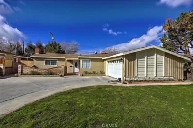 43743 Fern Avenue, Lancaster, CA 93534 - MLS#: SR18019810