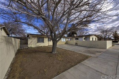 45105 Spearman Avenue, Lancaster, CA 93534 - MLS#: SR18020088