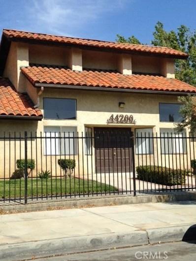 44200 Kingtree Avenue UNIT 50, Lancaster, CA 93534 - MLS#: SR18020531