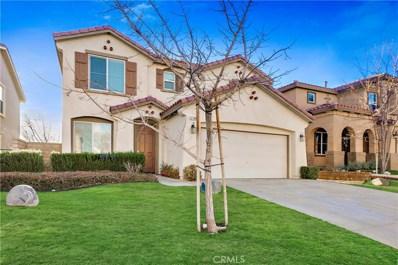 37700 Tamarind Court, Palmdale, CA 93551 - MLS#: SR18020630