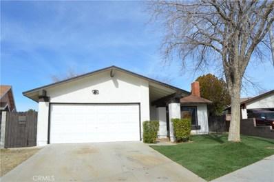 619 Curve Circle, Lancaster, CA 93535 - MLS#: SR18021180