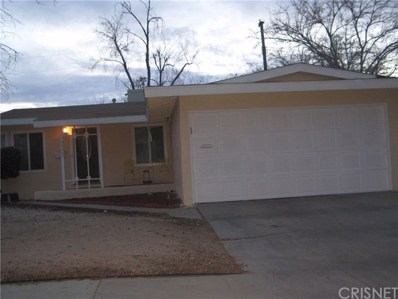 44352 4th Street E, Lancaster, CA 93535 - MLS#: SR18021995